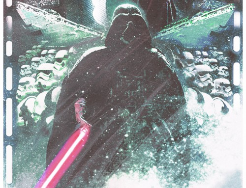 Star Wars: Episode V – The Empire Strikes Back by Zachariah Van Ruiten