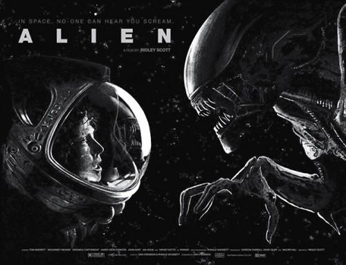 Alien by Adam Edwards