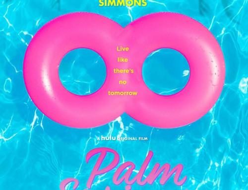 Palm Springs by Alan Gillett