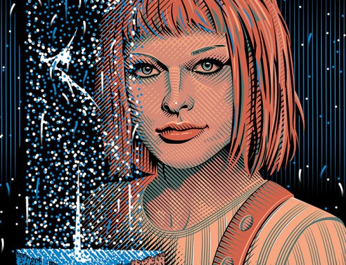 The Fifth Element by Andre M Barnett