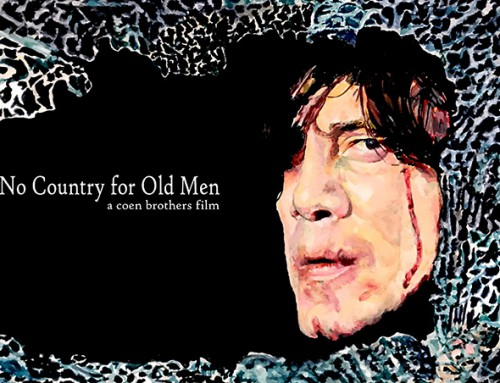 No Country for Old Men by Anna Llewellyn