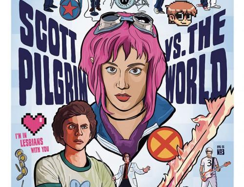 Scott Pilgrim vs. the World by Chris Ayers