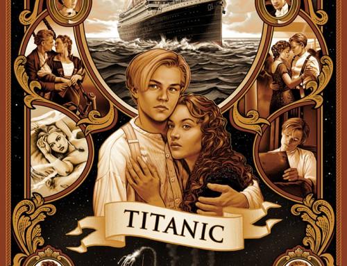 Titanic by Courtney Autumn