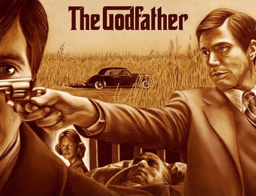 The Godfather by Faron Flood