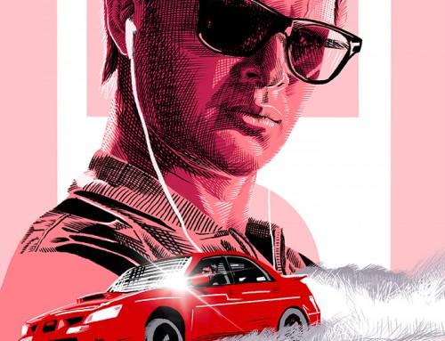 Baby Driver by Gary Dadd