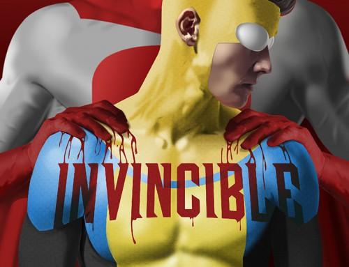 Invincible by Kirk Moffatt