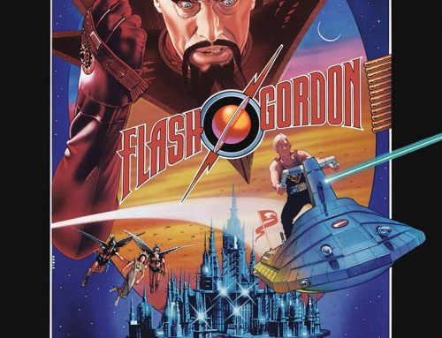 Flash Gordon by Lawrence Noble
