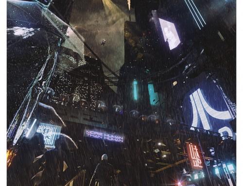 Blade Runner by Oliver Rankin
