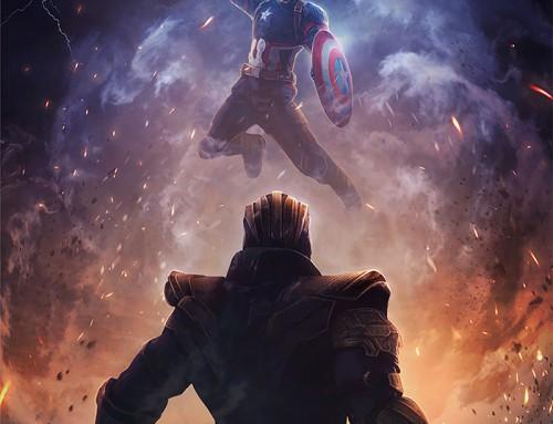 Avengers: Endgame by PhaseRunner