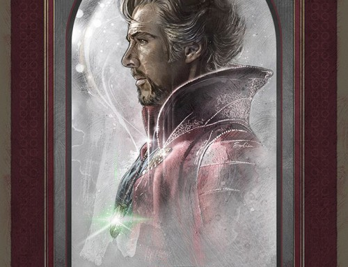 Doctor Strange: Master of the Mystic Arts by Steve Anderson