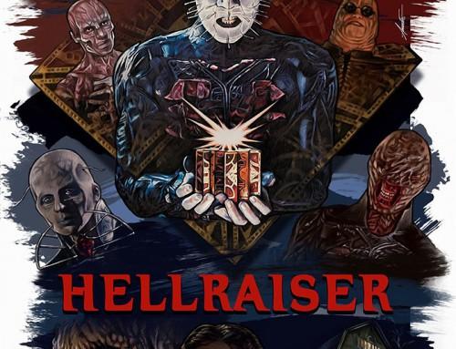 Hellraiser by Stevan Aleksic