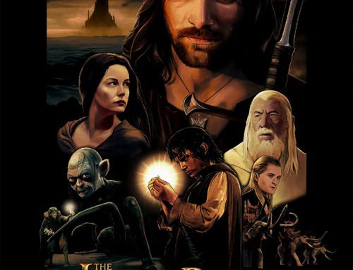 The Lord of the Rings: The Return of the King by Thomas Healy