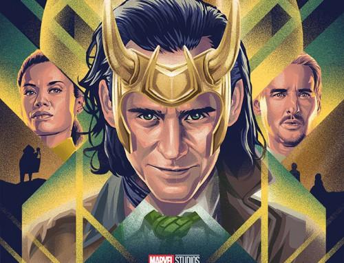 Loki by Tsaqif Baihaqi