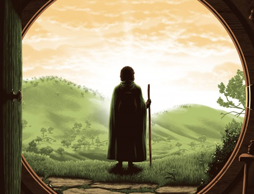 The Lord of the Rings: The Fellowship of the Ring by Florey