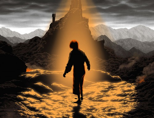 The Lord of the Rings: The Return of the King by Florey