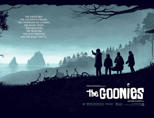 The Goonies by Matt Ferguson & Florey