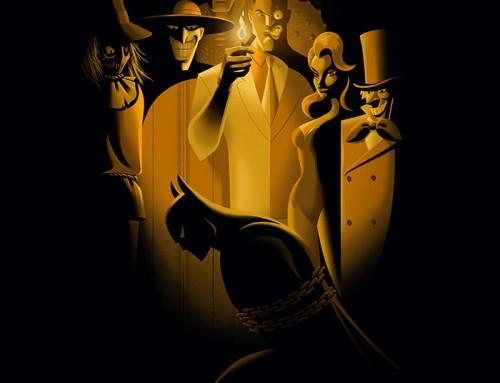 Batman: The Animated Series by George Caltsoudas