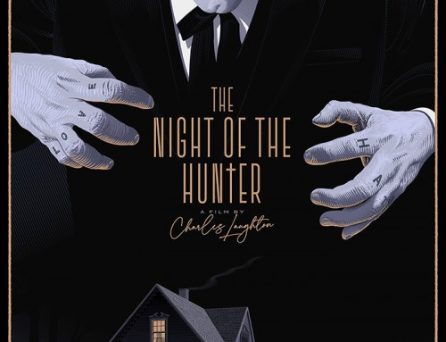 The Night of the Hunter by Laurent Durieux