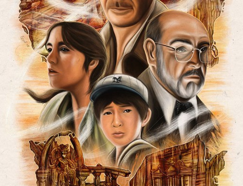 Indiana Jones by Stephen Campanella