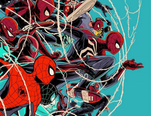 Spider-Man by Cesar Moreno