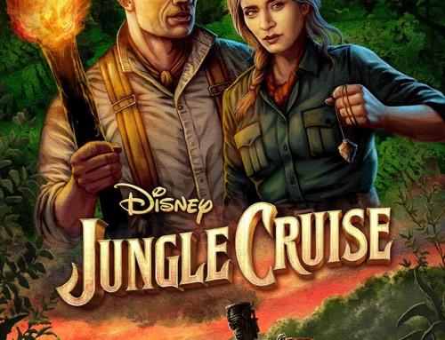 Jungle Cruise by Doug Sirois