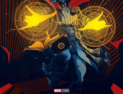 Doctor Strange in the Multiverse of Madness by Estevan Silveira