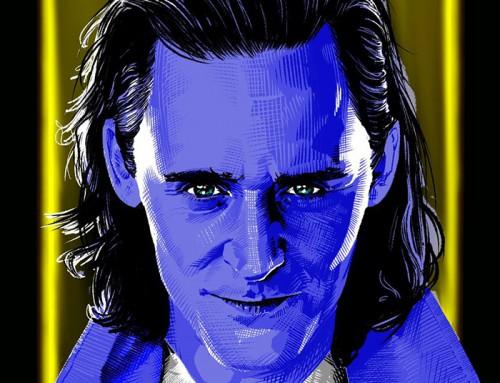 Loki by Gary Dadd