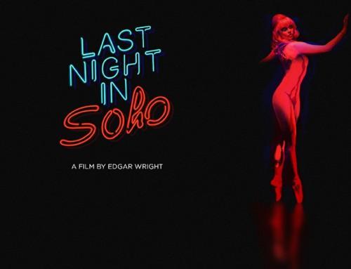 Last Night in Soho by Agustin R. Michel