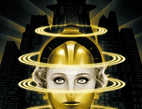 Metropolis by Phantom City Creative
