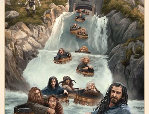 The Hobbit: The Desolation of Smaug by Richard Philpott