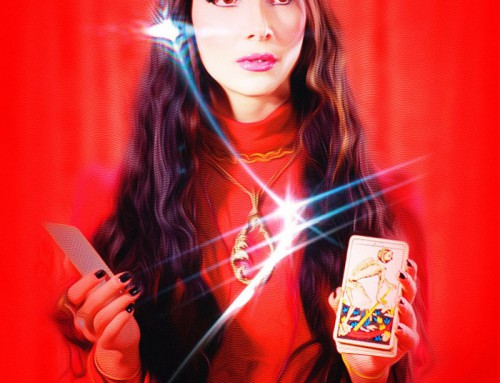 The Love Witch by Agustin R. Michel