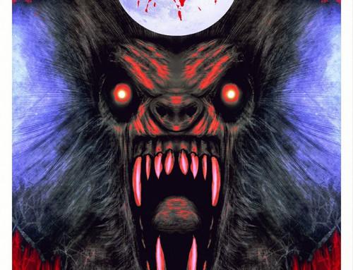 An American Werewolf in London by Ahmad Al Fakhouri