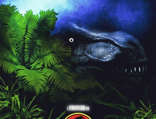 Jurassic Park by Ahmad Al Fakhouri