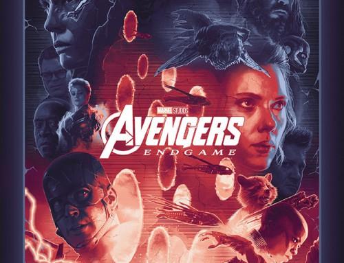 Avengers: Endgame by John Guydo