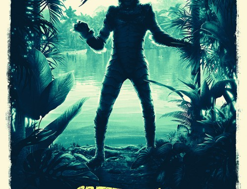 Creature from the Black Lagoon by Kevin Wilson