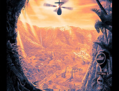 Jurassic Park by Kevin Wilson