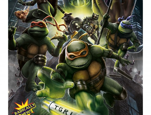 Teenage Mutant Ninja Turtles II: The Secret of the Ooze by Mariano Mattos