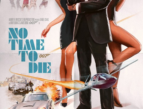No Time to Die by Mark Murphy
