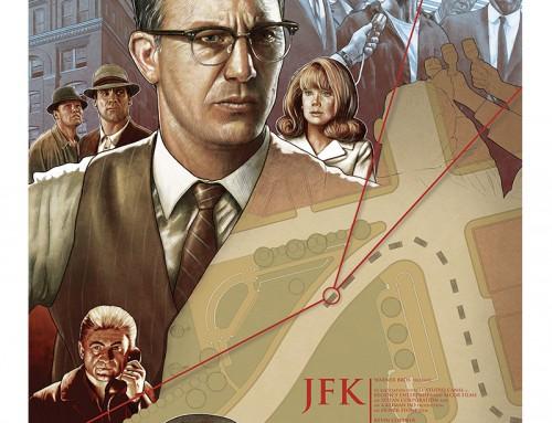 JFK by Neil Davies