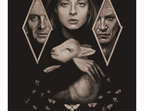 The Silence of the Lambs by Nick Charge