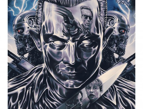 Terminator 2: Judgment Day by Nick Charge