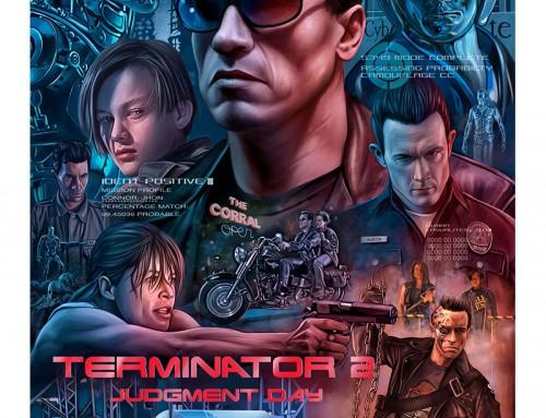 Terminator 2: Judgment Day by Oscar Martínez