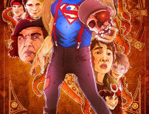 The Goonies by Peter Mahoney