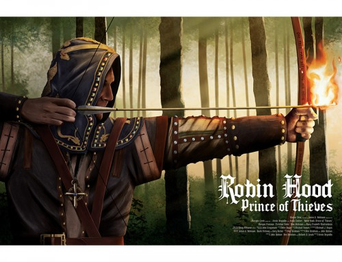 Robin Hood: Prince of Thieves by Royalston