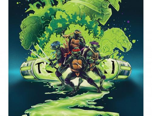 Teenage Mutant Ninja Turtles II: The Secret of the Ooze by Ryan Shumate