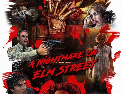 A Nightmare on Elm Street by Stevan Aleksić