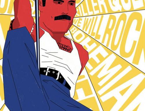 Bohemian Rhapsody by Alexander William Stueber