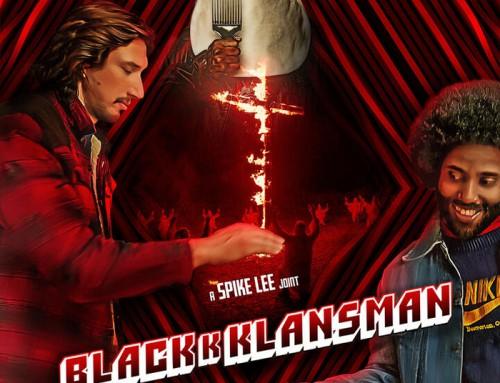 BlacKkKlansman by Garbhán Grant