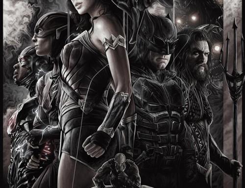 Zack Snyder's Justice League by Jake Kontou