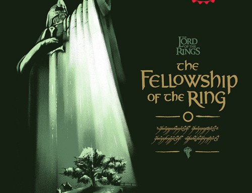 The Lord of the Rings: The Fellowship of the Ring by Lyndon Willoughby